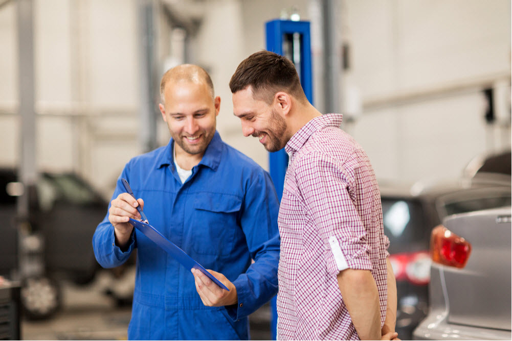 Automotive inventory management software