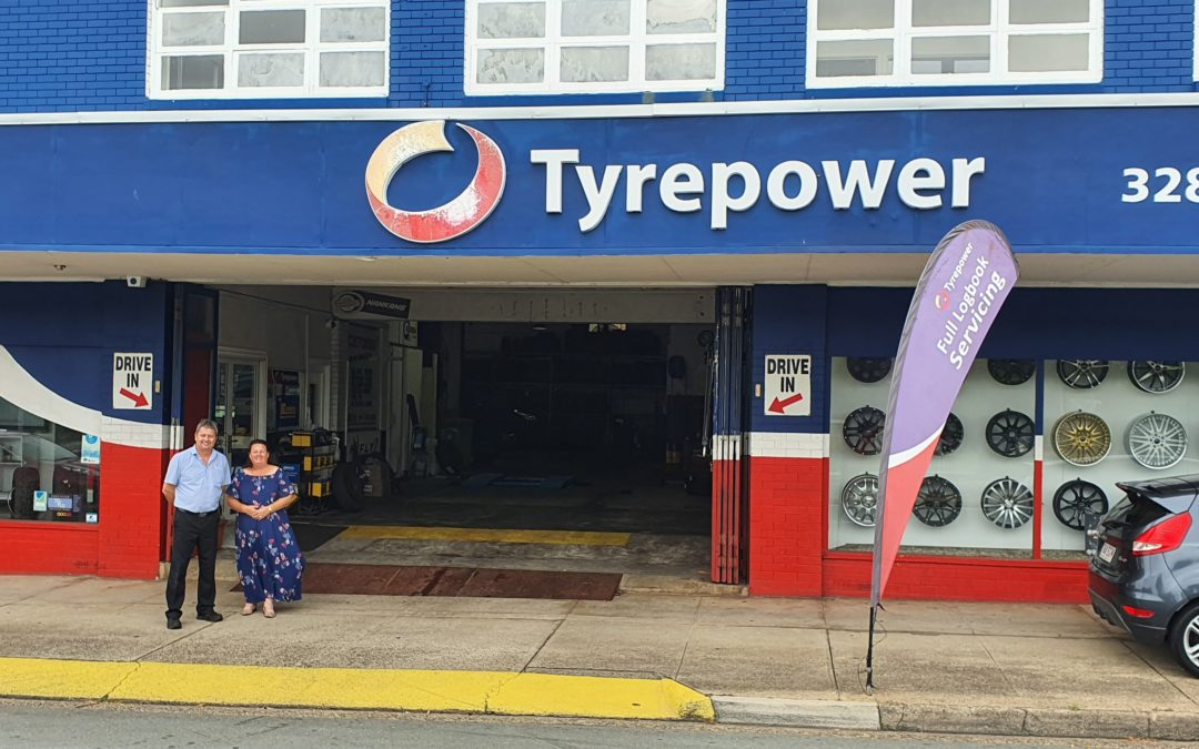 How COSTAR plays a key role in running Redcliffe Tyrepower