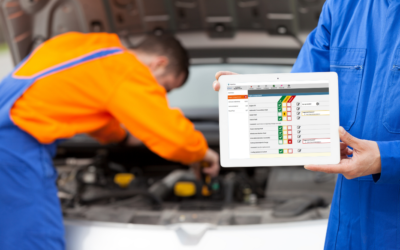 What's a digital vehicle inspection and how does it work?